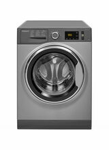 HOTPOINT NM11946GCA 9KG 1400rpm ActiveCare Washer Graphite