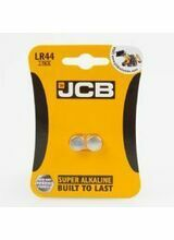 Coin Battery jcb357/LR44/SR44 303 AG13 2PK
