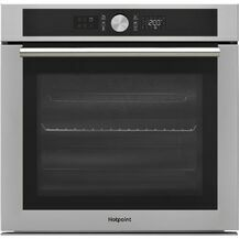 HOTPOINT SI4854PIX 71L Pyrolytic Single Oven St/Steel