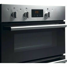 HOTPOINT DD2540IX Built-In Double Oven Stainless Steel