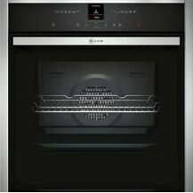 NEFF B27CR22N1B Single Pyrolytic Oven Touch Control