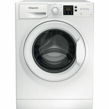 HOTPOINT NSWR963CW Washing Machine 9kg 1600rpm AntiStain White