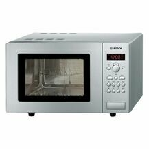 Bosch HMT75G451B 17L Microwave and Grill Stainless Steel