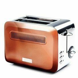 HADEN 189738 Boston Copper 2 Slice Toaster