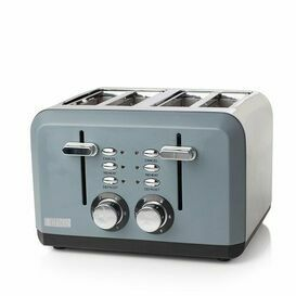 HADEN 183453 Perth Slate Grey 4 Slice Toaster