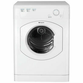 HOTPOINT FETV60CP 6KG Vented Tumble Dryer White