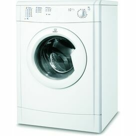 Indesit IDV75 7KG Vented Tumble Dryer White