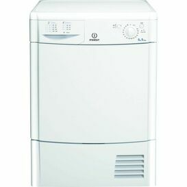 Indesit IDC8T3B-UK 8KG B-Rated Condenser Tumble Dryer White
