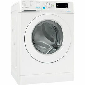 Indesit BWE91484XW 9KG 1400RPM Large Display Washing Machine White