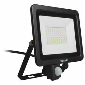 KFLDHS50Q465-SW40B 50W LED Floodlight 4000K PIR