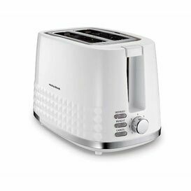 MORPHY RICHARDS 220023 Dimensions 2 Slice Toaster White