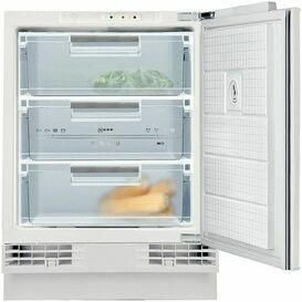 NEFF G4344X7GB Integrated Under Freezer (Fixed Hinges)