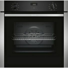 NEFF B1ACE4HN0B Multifunction Single Oven Stainless Steel