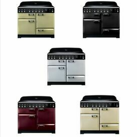 RANGEMASTER ELANDLX11IND Elan Deluxe 110 Induction 5 Colour Options