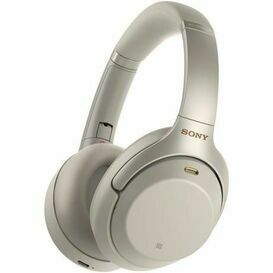SONY WH1000XM3SCE Over Ear Wireless Noise Cancelling Headphones Sil