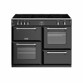 STOVES 444444475 Richmond 110cm Induction Range Cooker Black