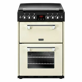 STOVES 444444725 Richmond 60cm Gas Mini Range Cooker Cream