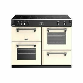 STOVES 444444926 Richmond Deluxe 110cm Induction Range Cooker CC
