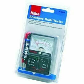 Multimeter Analogue