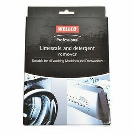WELLCO WEL4014 Limescale & Detergent Remover 6 Pack