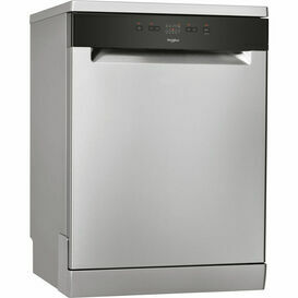 WHIRLPOOL WFE2B19X Dishwasher 13 Place 12L Stainless Steel