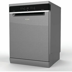WHIRLPOOL WFC3C24PX Dishwasher 14PS 9.5L A++ Stainless Steel