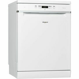 WHIRLPOOL WFC3C24P Dishwasher 14PS 9.5L litre A++ White