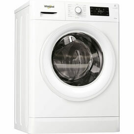 WHIRLPOOL FWDG86148W FreshCare 8KG+6KG 1400RPM Washer Dryer White
