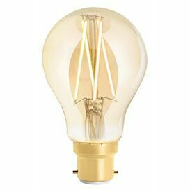 Wiz Smart Warm White or Daylight GLS/A60 BC/B22 Filament Dimmable Lamp