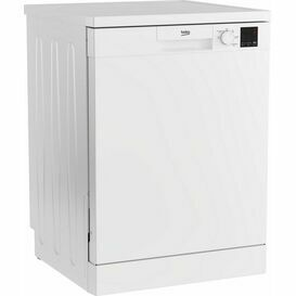 BEKO DVN05C20W 60cm 13 Place Freestanding Dishwasher White