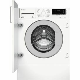 BLOMBERG LWI284410 8KG 1400RPM Built In Washing Machine White