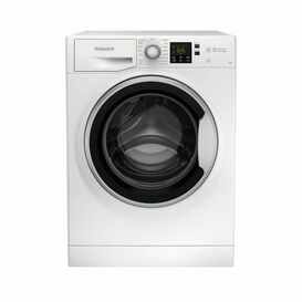 Hotpoint NSWE742UWSUK 7kg 1400 Spin Washing Machine White