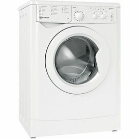 INDESIT IWC71252E 1200RPM 7KG Washing Machine White