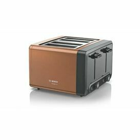 BOSCH TAT4P449GB 4 Slice Toaster Copper