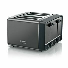 BOSCH TAT5P445GB 4 Slice Toaster Anthracite