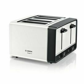 BOSCH TAT5P441GB 4 Slice Toaster White