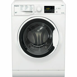 HOTPOINT RDG9643WUK 9+6Kg Washer-Dryer 1400 Spin White