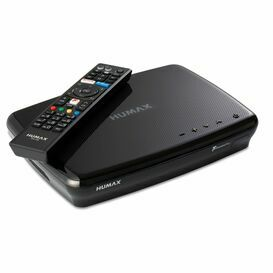 HUMAX FreeView Play HD Recorder 1TB Black