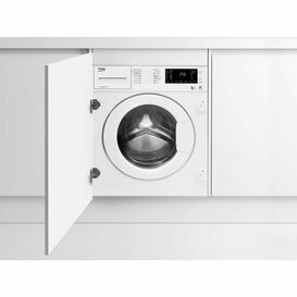 BEKO WDIC752300F2 Integrated Washer Dryer 7kg/5kg 1200rpm White