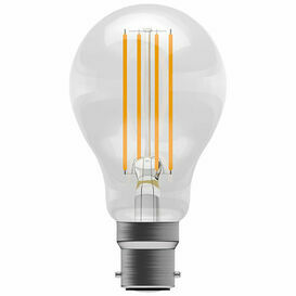 BELL 6W LED Filament GLS - BC Clear Cool White 4000K