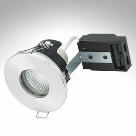 BELL Fire Rated GU10 Shower Downlight IP65 Chrome