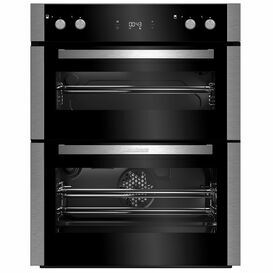 BLOMBERG OTN9302X Built-Under Double Oven Stainless Steel