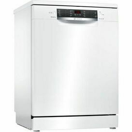 Bosch SMS46MW05G 14 Place Settings Full Size Dishwasher White