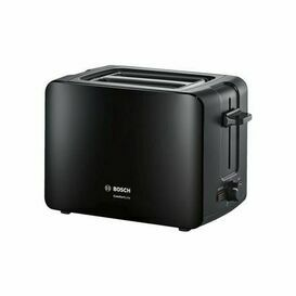 Bosch TAT6A113GB 2 Slice Toaster Black