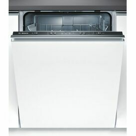 Bosch SMV40C40GB 60cm Fully Integrated Dishwasher Black Control Panel