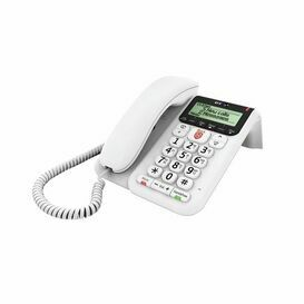 BT 54934 Decor 2600 Corded Telephone Answer Machine