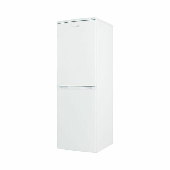 LEC TF50152W 50cm Frost Free Fridge Freezer White