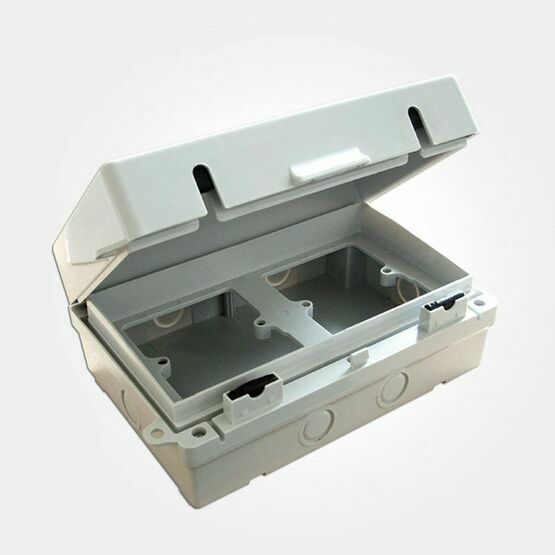 Eterna Dual Accessory Box IP65