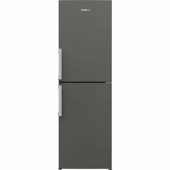 BLOMBERG KGM4663G 191cm Tall Frost Free Fridge Freezer Graphite